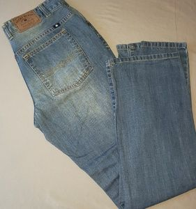 LUCKY Brand Billy Straight High Rise Sz 20 Jeans